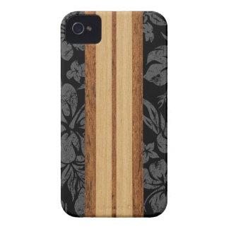 Sonnenuntergang-Strand-hawaiisches iPhone 4 Hüllen