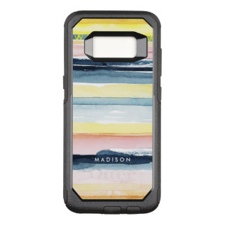 Sonnenuntergang-Strom I OtterBox Commuter Samsung Galaxy S8 Hülle