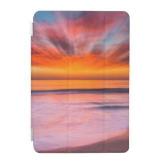 Sonnenuntergang Tamarack Strand | Karlsbad, CA iPad Mini Cover