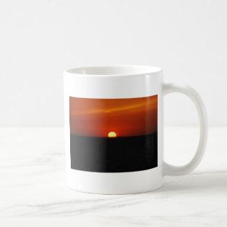 Sonnenuntergang Tasse