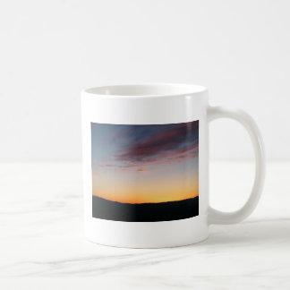 Sonnenuntergang Kaffee Tassen