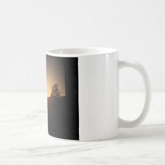 Sonnenuntergang Tee Tassen