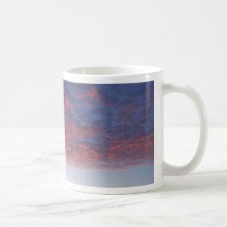 Sonnenuntergang Teetasse