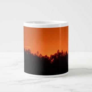 Sonnenuntergang-Tasse