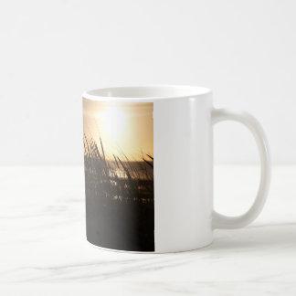 Sonnenuntergang-Tasse Tasse