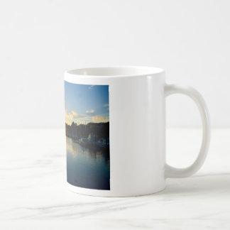 Sonnenuntergang über Cape Cod Kaffeetasse