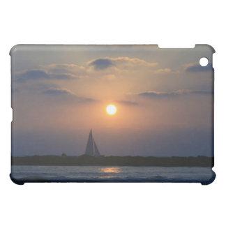 Sonnenuntergang über dem Ozean iPad Mini Hülle