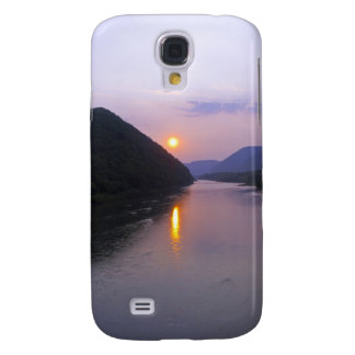 Sonnenuntergang über Hyner Pennsylvania Galaxy S4 Hülle