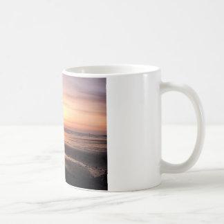Sonnenuntergang-Waren Tasse