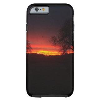 Sonnenuntergang zu die für! tough iPhone 6 hülle
