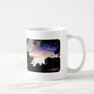 Sonnenuntergänge Tasse