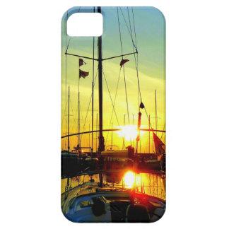 Sonnenuntergangmobilefall iPhone 5 Hülle