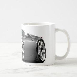 Sonnenwende-graues Kabriolett Kaffeetasse