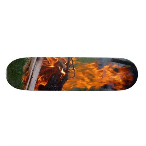 Sonnenwende-Party Skateboardbretter