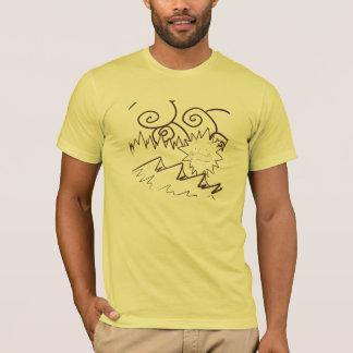 Sonnige Einteilung (Unisex) T-Shirt