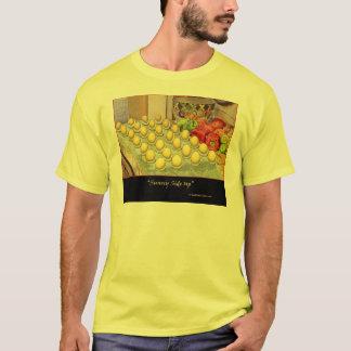 """""""Sonnige Seiten-oben"""" grundlegender T - Shirt"""