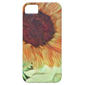Sonnige Sonnenblumen iPhone 5 Schutzhülle