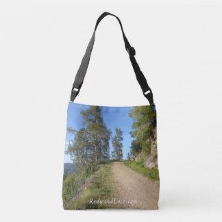 Sonnige Wanderungs-Tasche Tragetaschen Mit Langen Trägern