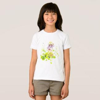 Sonniger Ferien-Jersey-T - Shirt