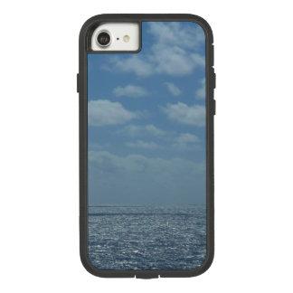 Sonniger karibisches Seeblau-Ozean Case-Mate Tough Extreme iPhone 8/7 Hülle