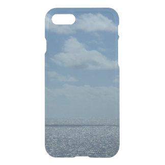 Sonniger karibisches Seeblau-Ozean iPhone 8/7 Hülle