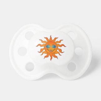 Sonniger Sonnenschein-Schnuller Schnuller