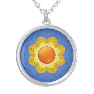 Sonniger TagesVintage Kaleidoskop-    Halsketten
