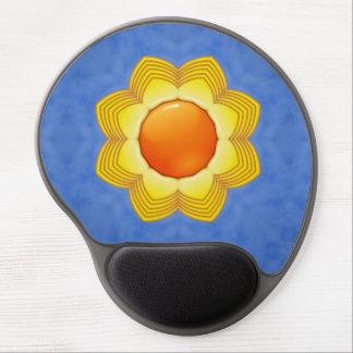 Sonniger TagesVintages Kaleidoskop-Gel Mousepad