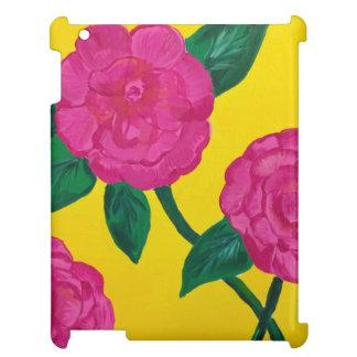 Sonniges Blumen Hülle Für iPad