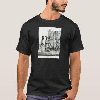 Sonntag durch Honore Daumier T-Shirt