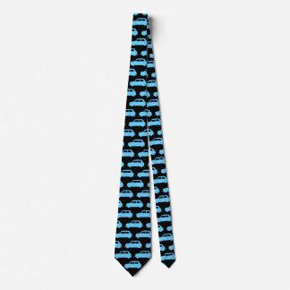 Sonntags-Fahrer Individuelle Krawatte