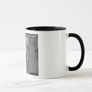 Sonntags Schmerz-Tasse Tasse