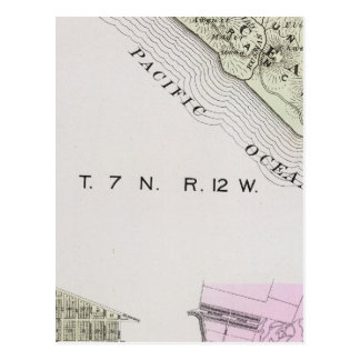 Sonoma County, Kalifornien 28 Postkarte