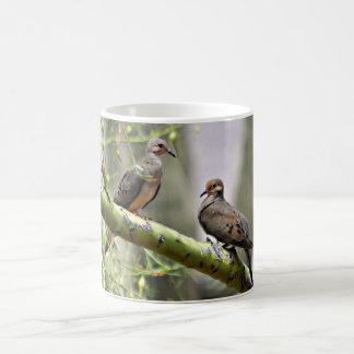Sonoran Liebe-Tauben-Kaffee-Tasse Kaffeetasse