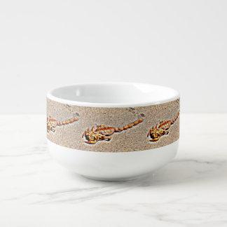 Sonoran Skorpions-Suppenschüssel Große Suppentasse