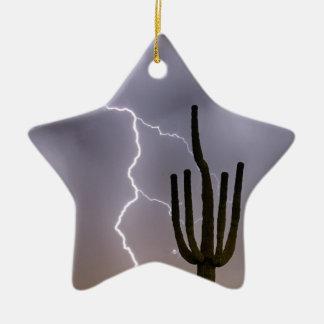 Sonoran Wüsten-Monsun-Stürmen Keramik Ornament