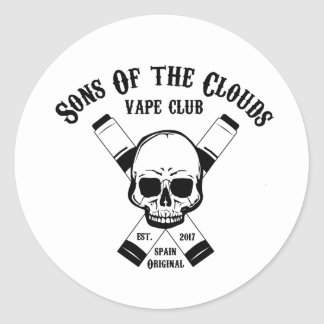 Sons Of The Clouds Aufkleber