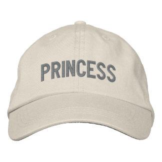 Sooled Prinzessin Bestickte Baseballkappe