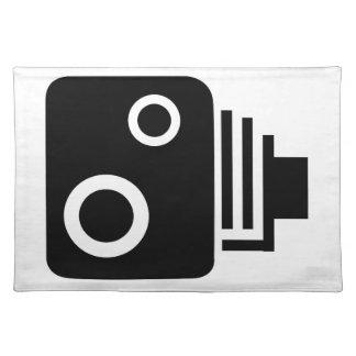 Sopeed Kamera Tischset