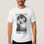 SophieScholl, die weiße Rose, sophie scholl T Shirt