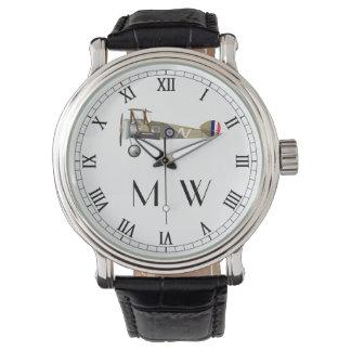 SOPWITH KAMEL | mit Monogramm Uhr