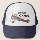 Sopwith Kamel Truckerkappe