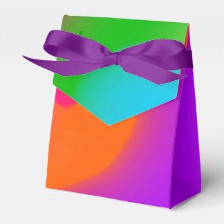Sorbett-Farben Geschenkschachtel