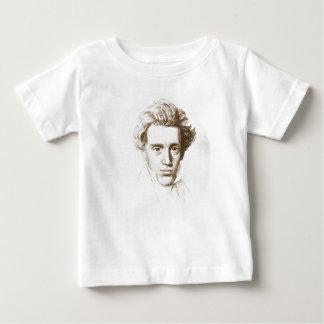 Søren Kierkegaard - Existenzialist-Philosoph Baby T-shirt
