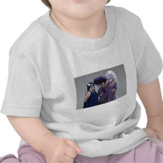 Sorenda Yoda und Beatrix Hemden