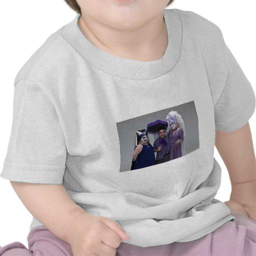 Sorenda, Yoda und Beatrix Hemden