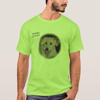 SORGFALT - Michelle - besonders angefertigt - T-Shirt