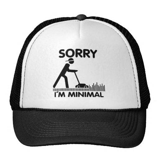 Sorry  i´m minimal retromütze