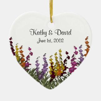 Sortierte Wedding Blumen Ornamente
