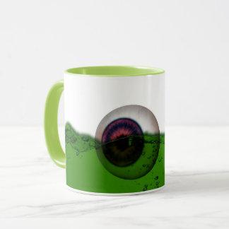 Soße des Auges Tasse